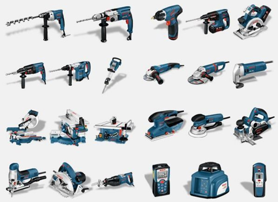 Electrical Tools and Machines