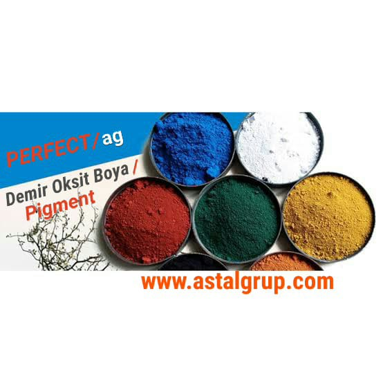 euro iron oxide powder coating campaign started